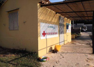 Centre de secours de la plage de la Verne