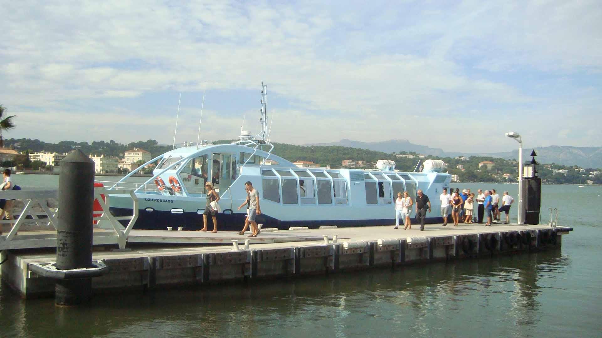 Navette pour Toulon
